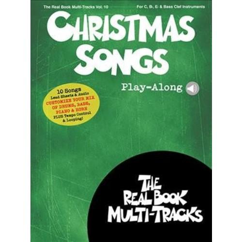 Christmas Songs Play-Along (Paperback)