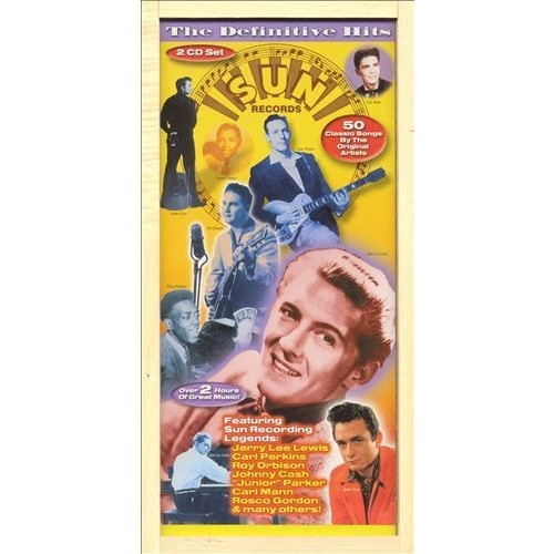 Sun Records: The Definitive Hits [CD]