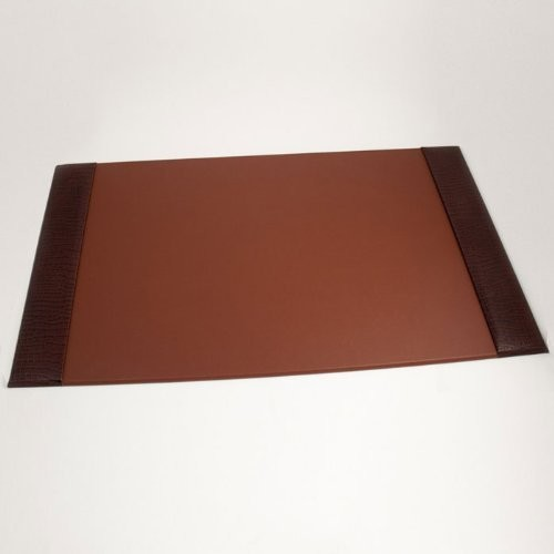 Bey Berk Desk Pad Brown