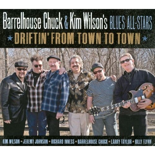 Driftin' from Town to Town [CD]