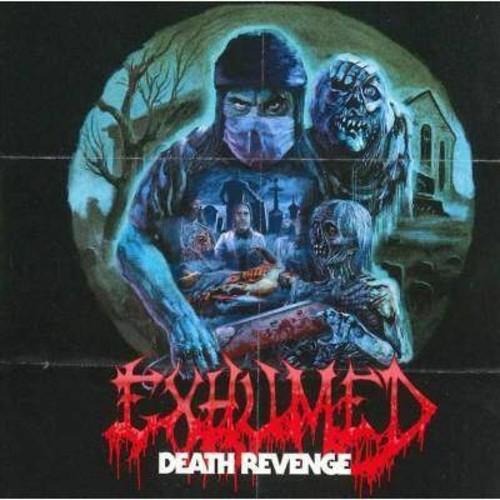Exhumed - Death Revenge [Audio CD]