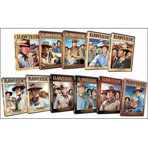 Rawhide-Six Season Pack