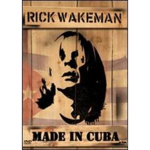 Rick Wakeman: Made in Cuba WSE DD5.1/DTS-ESM/DD2