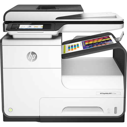 HP - PageWide 377dw Wireless Color All-In-One Printer