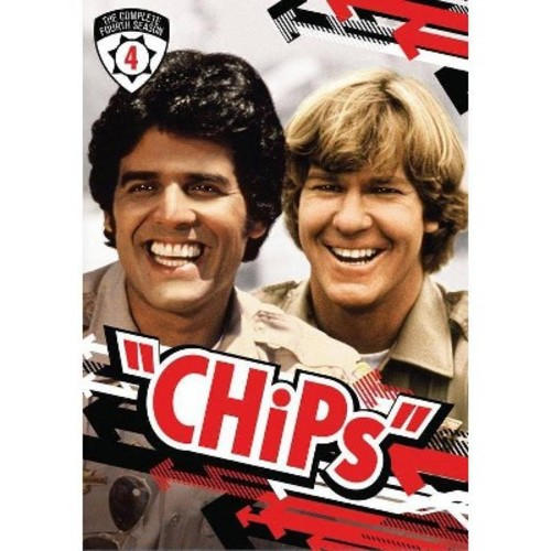 CHiPs: The Complete Fourth Season [5 Discs] [DVD]