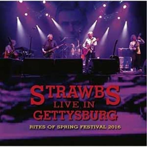 The Strawbs - Live In Gettysburg [Audio CD]