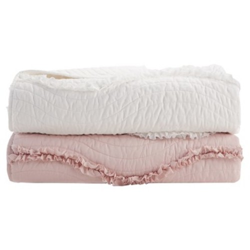 Helene Oversized Quilted Throw