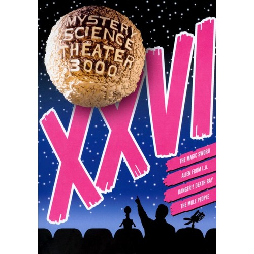 Mystery Science Theater 3000 Xxvi