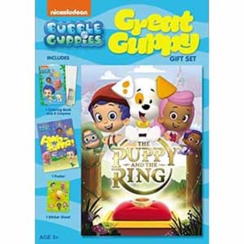 Bubble Guppies Nkl59172260000Dvd Anime