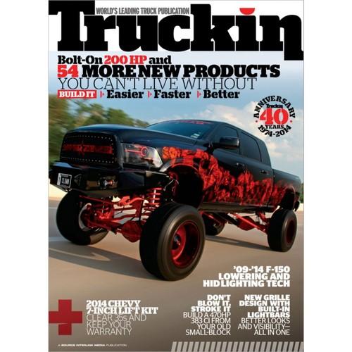Truckin' 1 Year Magazine Subscription