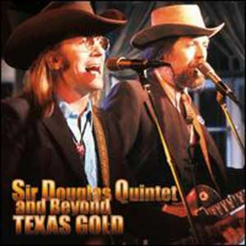 Texas Gold By Sir Douglas Quintet (Audio CD)