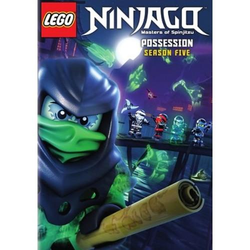 LEGO Ninjago: Masters of Spinjitzu - Possession - Season Five [2 Discs]
