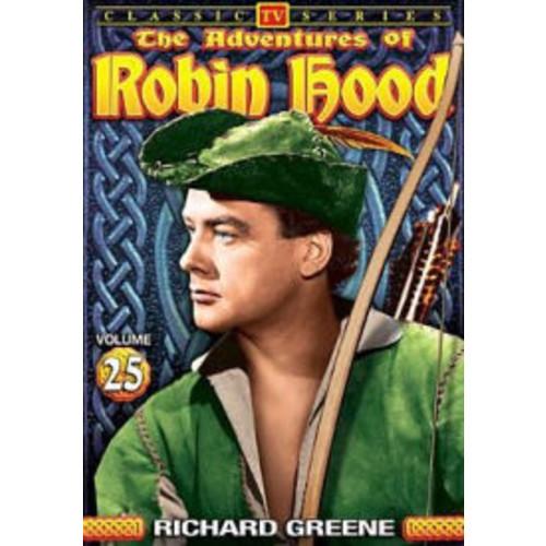 Adventures Of Robin Hood: Volume 25 (4 Episodes)