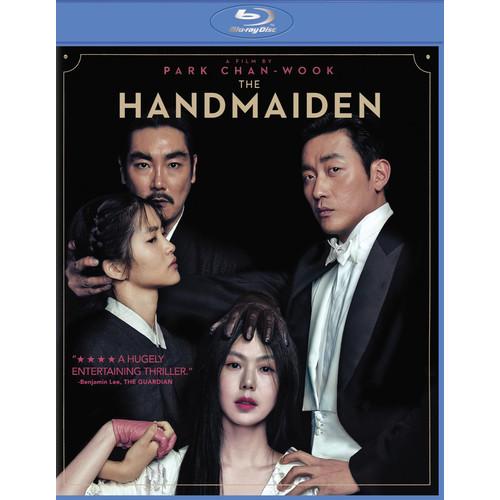 The Handmaiden [Blu-ray] [2016]