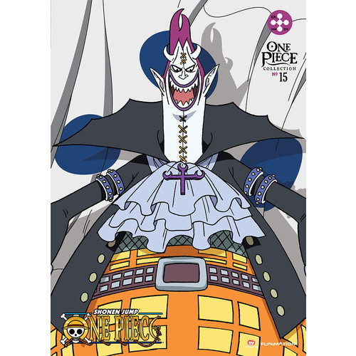One Piece: Collection 15 (DVD)