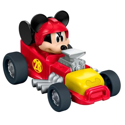 Fisher-Price Disney Mickey and The Roadster Racers - Mickey's Hot Rod