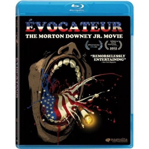 Evocateur: The Morton Downey Jr. Movie [Blu-ray] COLOR/WSE DHMA