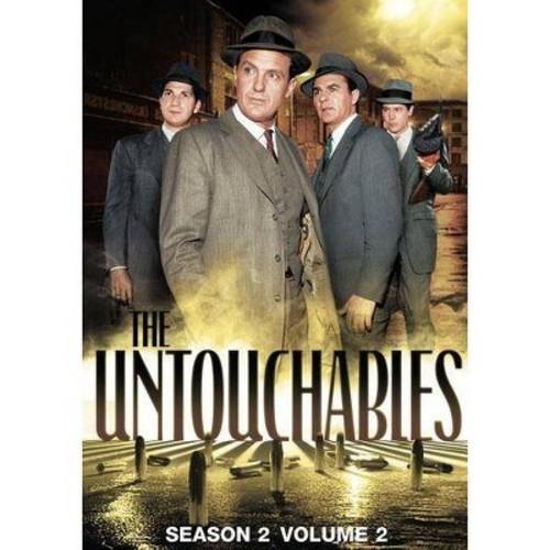 Untouchables:Season two vol 2 (DVD)