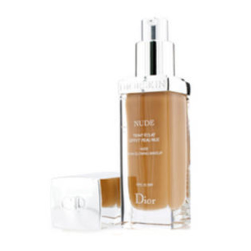 Diorskin Nude Skin Glowing Makeup SPF 15 - # 050 Dark Beige 30ml-1oz