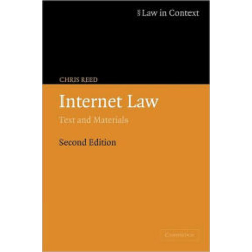 Internet Law: Text and Materials ( Law in Context Series) / Edition 2