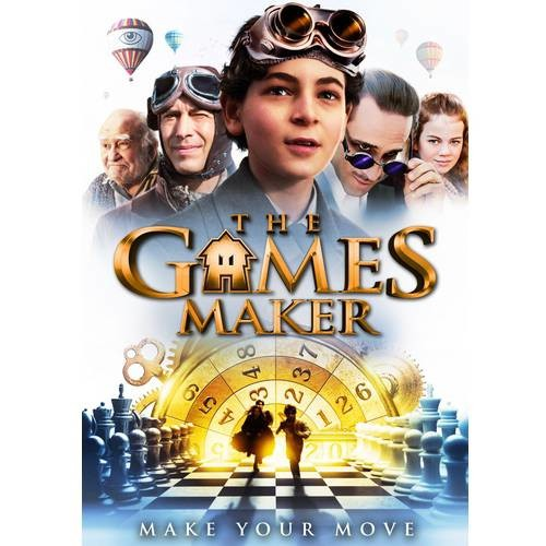 The Games Maker (Widescreen)