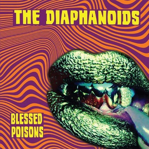 Blessed Poisons [CD]