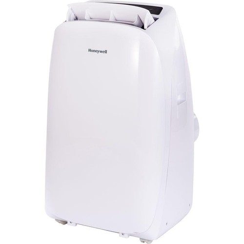 Honeywell HL12CESWW HL Series 12,000 BTU Portable Air Conditioner with Remote Control - White/White - White
