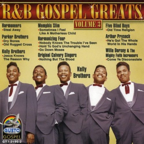 R&B Gospel, Vol. 3 [CD]