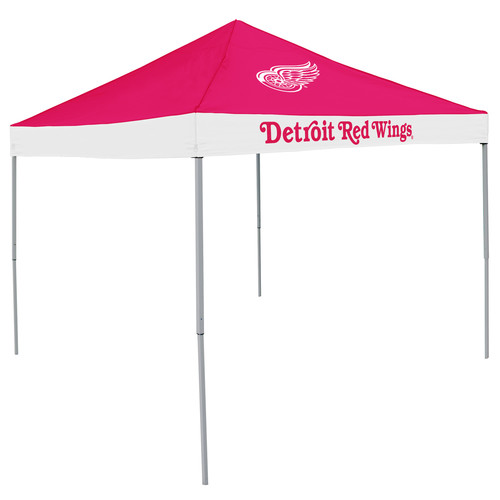 Logo Chair Detroit Red Wings Economy Tent
