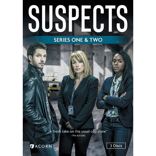 Suspects: Series 1 and 2 [DVD]