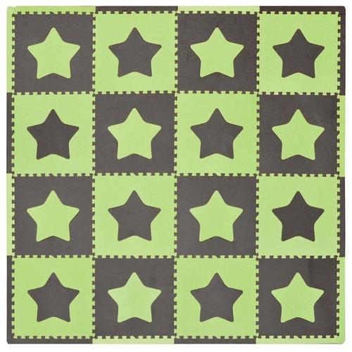 Tadpoles Green/Brown Stars 50