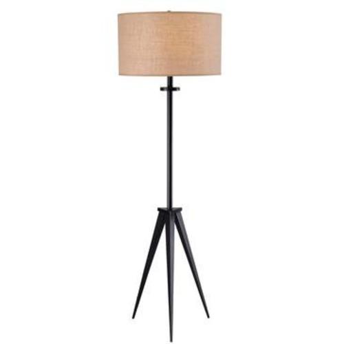 Kenroy Home Kenroy Foster Floor Lamp In Oil Rubbed Bronze Finish