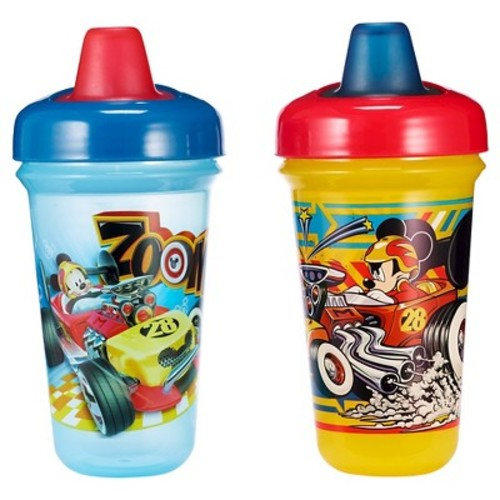 Disney Stackable Soft Spout Cup Mickey 2pk