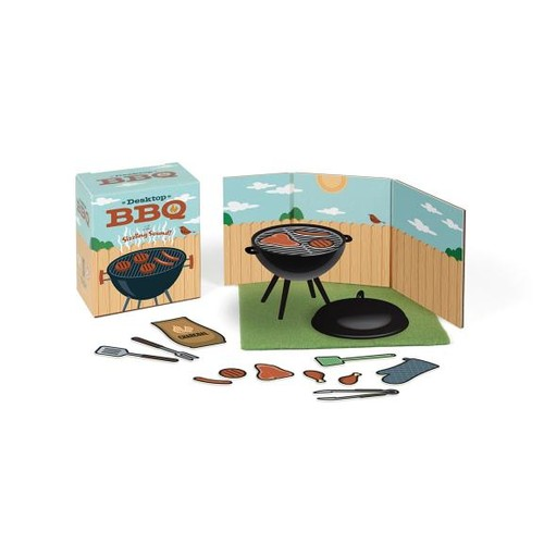 Desktop BBQ : With sizzling sound!