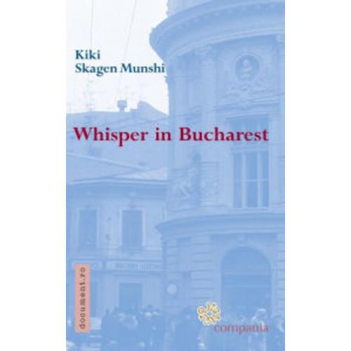 Whisper in Bucharest
