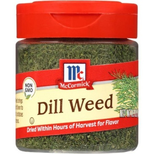 McCormick Dill Weed - .3oz