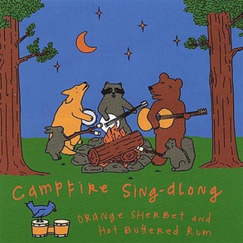 Campfire Sing-Along [CD]