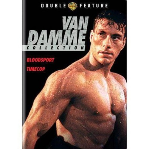 Van damme collection:Bloodsport/Timec (DVD)