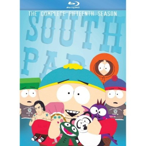South Park: The Complete Fifteenth Season (2 Discs) (Blu-ray)