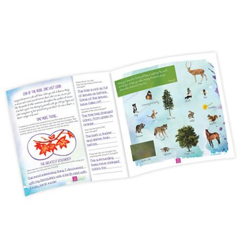Educational Insights Nancy B's Science Club Binoculars & Wildlife Activity Journal