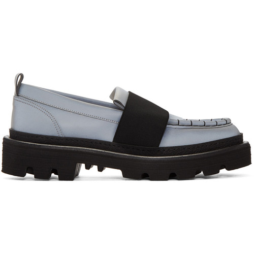 Grey MS Gore Loafers