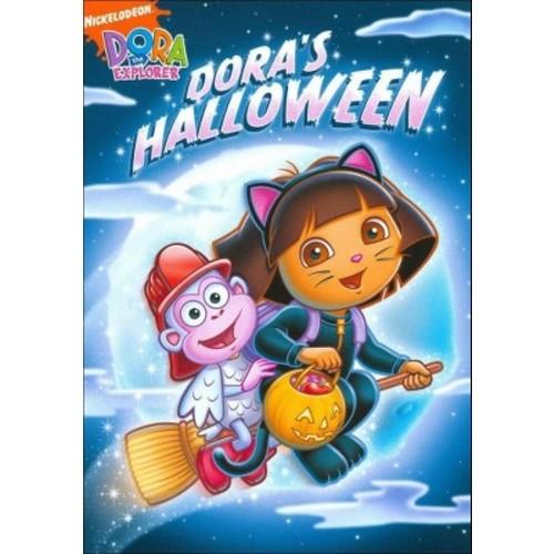 Dora the Explorer: Dora's Halloween (dvd_video)