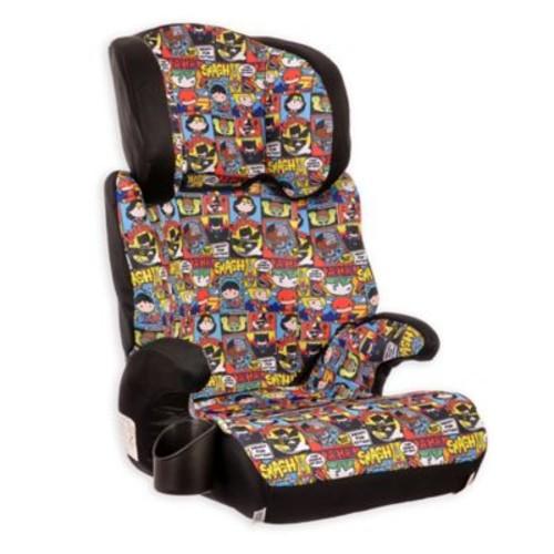 KidsEmbrace DC Comics Justice League Chibi High Back Booster Car Seat
