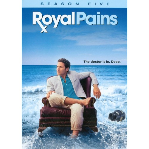 Royal Pains: Season Five [3 Discs] [DVD]