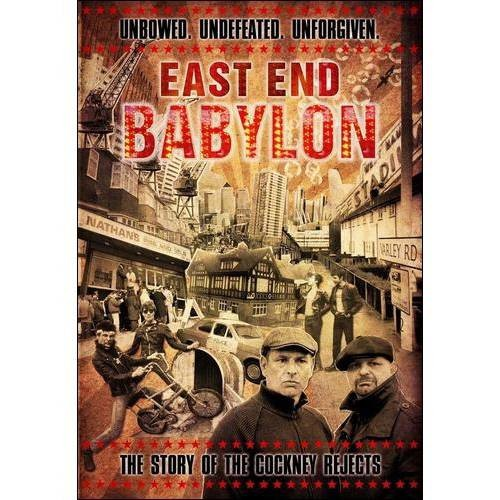 East End Babylon [DVD] [2012]