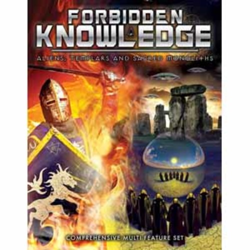 Forbidden Knowledge: Aliens, Templars And Sacred Monoliths [DVD]