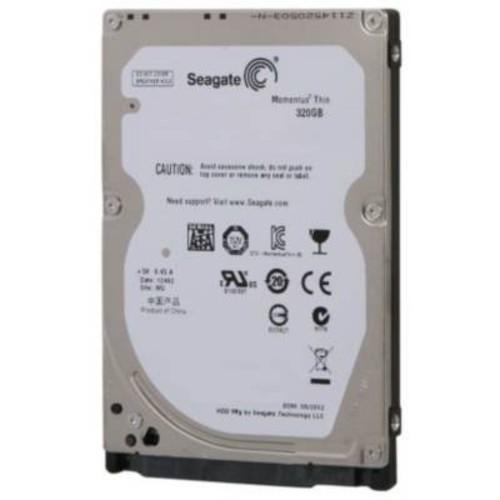 Seagate Momentus Thin 320 GB 7200 RPM SATA 3Gb/s 16 MB Cache 2.5-Inch Internal Notebook Hard Drive (ST320LT007)