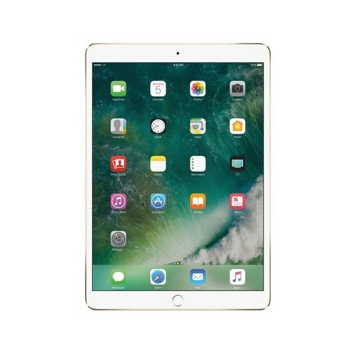 Apple - 10.5-Inch iPad Pro (Latest Model) with Wi-Fi + Cellular - 256GB - G