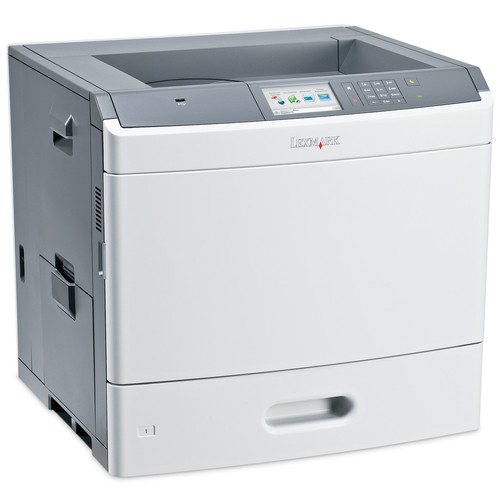 Lexmark C792DE Laser Printer Color Laser (letter, Black): Up To 50 Ppm - Duplex: Electronics
