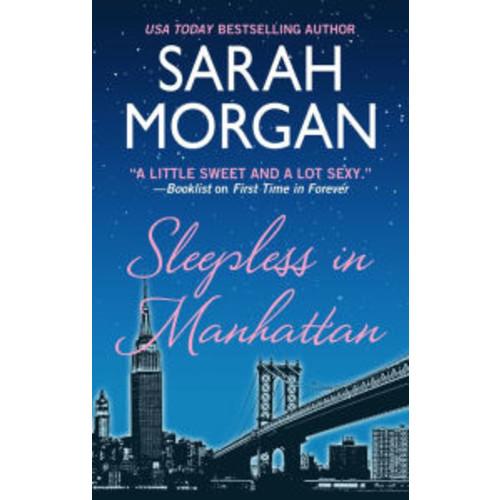 Sleepless in Manhattan (From Manhattan with Love Series #1)